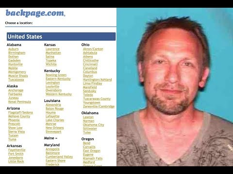 Ceo Of Backpage.com Arrested For Pimping