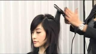 Hair.she.com -打造面試形象 - 後勤文職工作 - 髮型示範 01