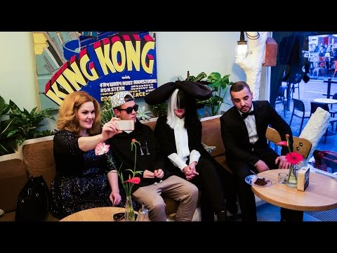 Wideo King Kong Hostel Rotterdam