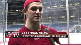CYCLONES TV: Pregame Report - April 17, 2014