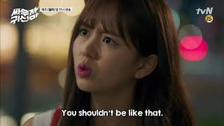 Video Hyun-ji Is Jealous? - Let's Fight Ghost Ep. 13 MP3, 3GP, MP4, WEBM, AVI, FLV Desember 2017