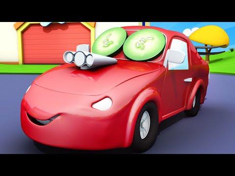 Lakiernia Toma - Mały Jerry jest cały Zakurzony - Miasto Samochodów