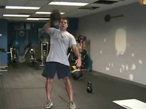 6 minute kettlebell workout