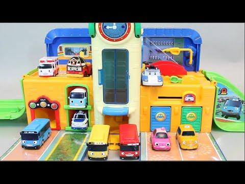 Video Tayo Los pequeños juguetes de autobús & Tayo the Little Bus Toys download in MP3, 3GP, MP4, WEBM, AVI, FLV January 2017