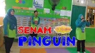 Senam Pinguin TK Khalifah Sangatta