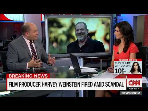 Stelter: Weinstein firing is an earthquake in Hollywood