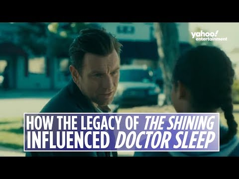 How the legacy of 'The Shining' influenced 'Doctor Sleep'