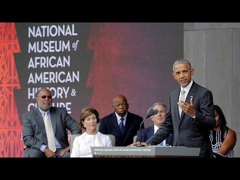 ΗΠΑ: Εγκαινιάστηκε το πρώτο μουσείο αφιερωμένο στην ιστορία των αφροαμερικανών