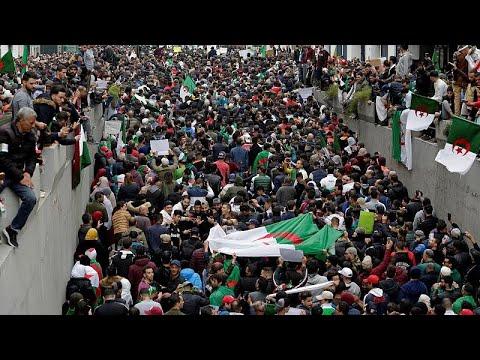 Τις ημέρες της Αραβικής Άνοιξης ζει ξανά η Αλγερία