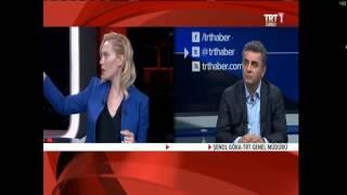 Darbe bildirisi okutulan TRT spikeri Tijen Karaş o anları anlattı !!!