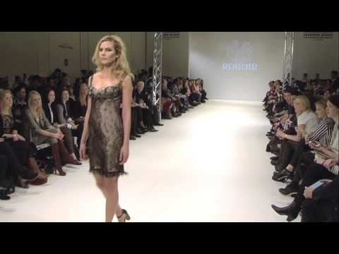 ROHMIR FW13/14 Catwalk Show Video by Adrian Ruiz Rae 25th February 2013