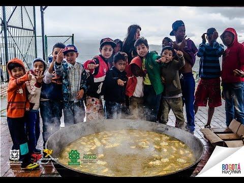 Proyectos de Convivencia en 10 territorios de Bogotá (Convenio 517)