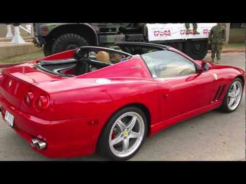 ferrari 575 superamerica - sound
