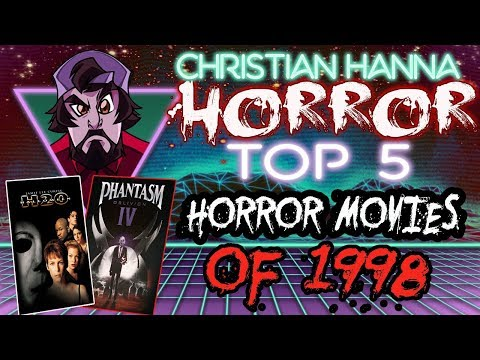 Christian's Top Five Horror Movies of 1998