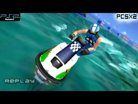 Kawasaki Jet Ski Racing Watercraft PC