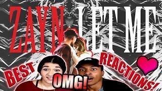 Video Zayn- Let Me(BEST REACTIONS😱 W/ MY GF😍) MP3, 3GP, MP4, WEBM, AVI, FLV Agustus 2018