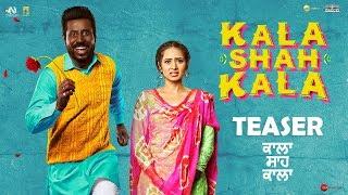 Kala Shah Kala   Official Teaser   14th February   Binnu   Sargun Mehta   Jordan   Amarjit Singh