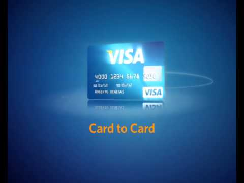 Visa Card To Card