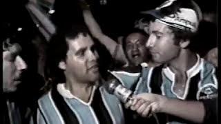 Jogo de volta da semfinal, no Olímpico, em Porto Alegre.
