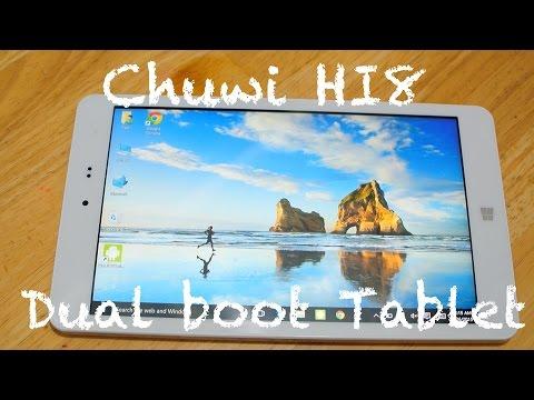 Chuwi HI8 Dual Boot 8