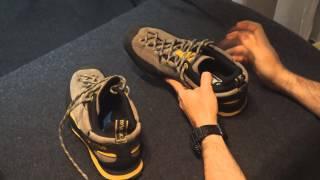 Кроссовки для подходов, виа-феррата и несложного лазания La Sportiva Boulder X