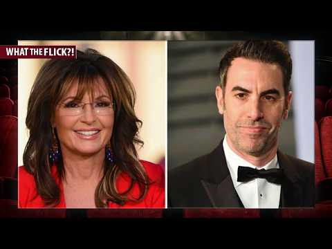Sarah Palin Says Sacha Baron Cohen DUPED Her In Fake Interview