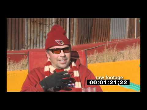 Doug Stanhope Talks About Stand-up Comedy