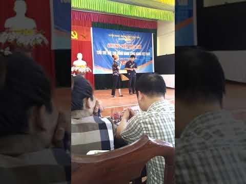 Dân ca ví dặm xã Tân Hương