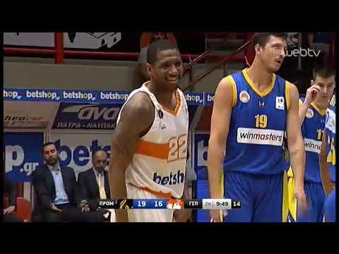 ΠΡΟΜΗΘΕΑΣ – ΠΕΡΙΣΤΕΡΙ   Basket League   02/11/2019   ΕΡΤ