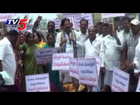 Narakasura Vadha Turns to War In Bapatla : TV5 News