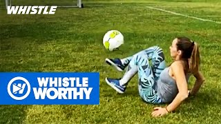 15 INCREDIBLE Women's Soccer Players! by Whistle Sports