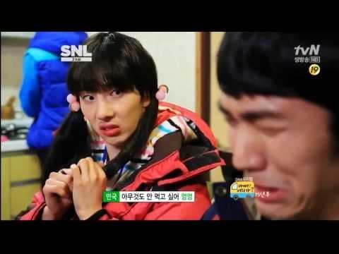 Chết cười với clip hài Hàn này