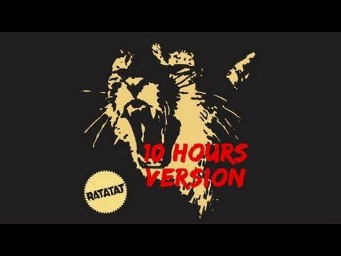 Loud Pipes - Ratatat [HD][320kbps] - 10 hours version
