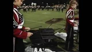 1993 Viking Band Halftime Performance