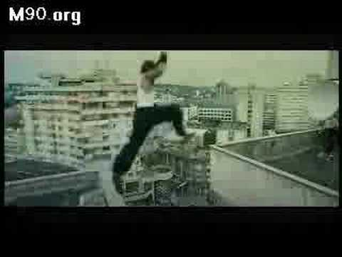 parkour - PLEASE READ FIRST this is a small clip from the luc besson french movie