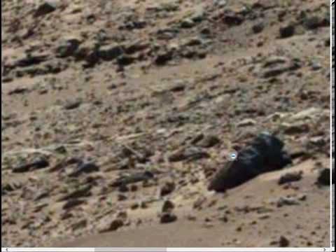 NASA RELEASES  MARS ANOMALIES PICS 2014 -SHOWS  ANCIENT  ALIEN ARTIFACTS