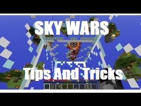 Minecraft Sky Wars Guide Tips and Tricks