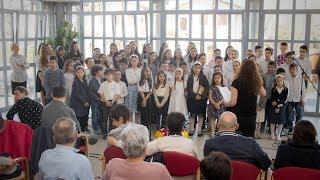Philadelphia Kids – Casa di riposo &quotLa Rondine&quot (Chiarano 08.04.2018)