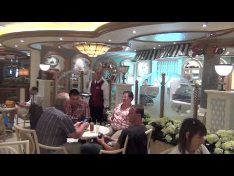 Royal Princess Ship Tour
