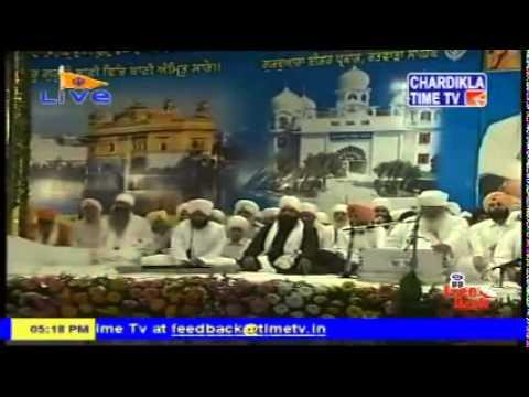 sant lakhbir singh ratwara sahib edication to memory sant waryam singh ji ratwara sahib (видео)