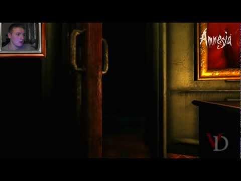 [ОЧЕНЬ МНОГО МОНСТРОВ!] Amnesia: Survival Прохождение.