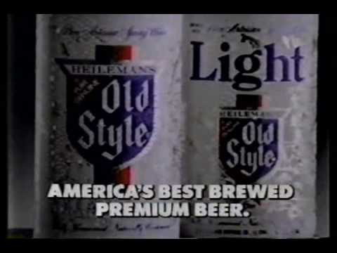 Old Style Beer – Commercial Classic 1985