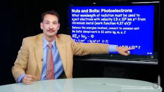 Photoelectrons (NB)