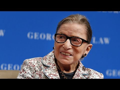 SCOTUS Justice Ruth Bader Ginsburg hospitalized with fractured ribs