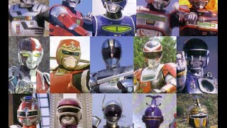 Video Metal Heroes Henshin (1982-1996) MP3, 3GP, MP4, WEBM, AVI, FLV Desember 2018