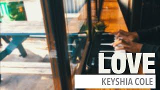 Keyshia Cole - Love (Cover) with Lyrics
