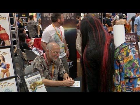 Der Wolfman Spricht: Geschichtenerzählen in Comics, Videospielen - Die größte Science-Fiction Sammlung (Ep. 4)