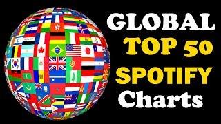Global Spotify Charts | Top 50 | January 2018 #2 | ChartExpress