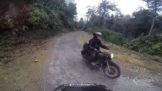4. Ural Motorbike Ride to Sapa Vietnam December 2015