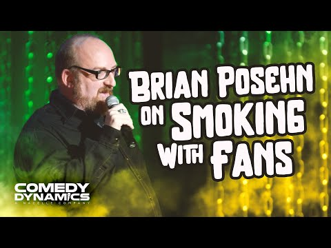 Brian Posehn - Smoking With Fans (Stand up Comedy)
